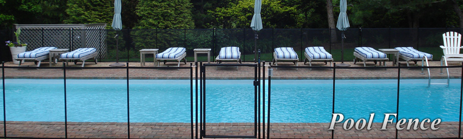 Custom Pool Fence